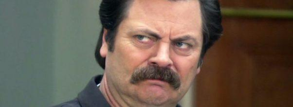 Ron Swanson is Coming to Town