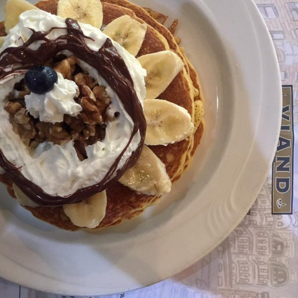 Best pancakes on the Upper West Side