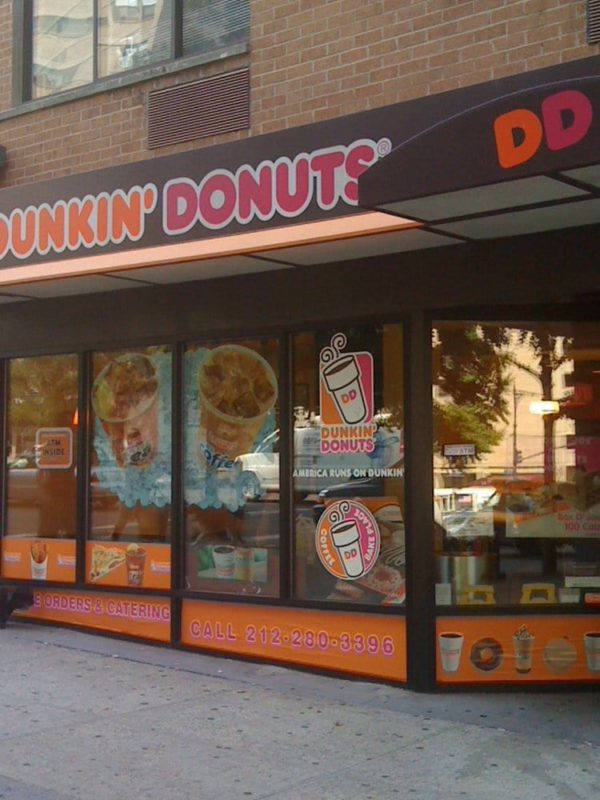 Dunkin Donuts Upper West Side