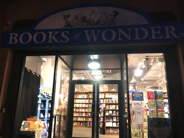 New Book Store