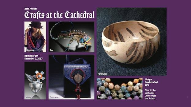 Crafts at the Cathedral