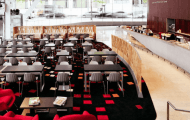 Nespresso Cafe at Lincoln Center