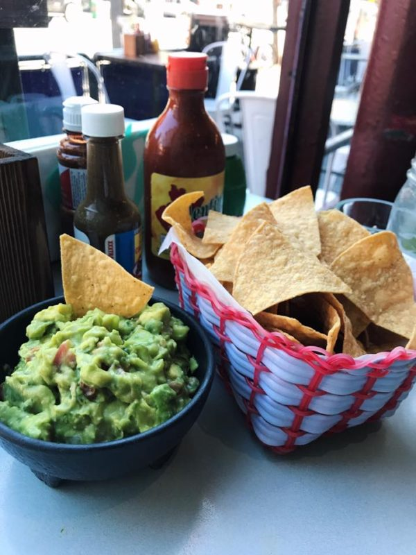 Best Guac on the Upper West Side