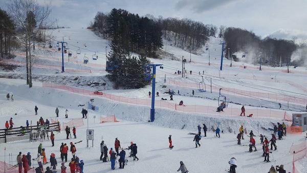 Thunder Ridge Skiing