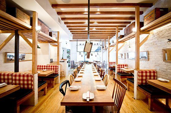 Best Bistros for Lunch Meetings