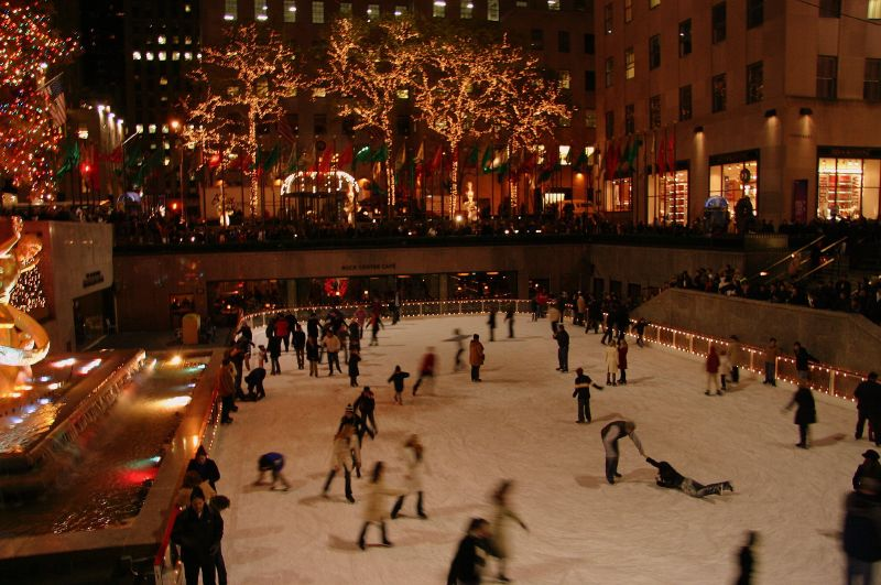 The Holiday Season in New York