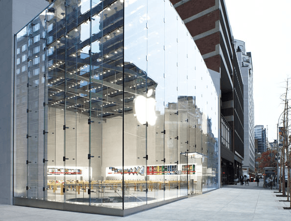 Apple Store on the Upper West Side