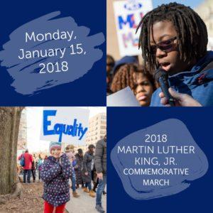 Children Marching for MLK