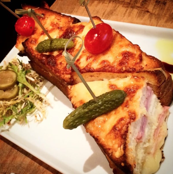 Grilled Cheese on the Upper West Side