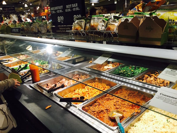 Whole Foods on the Upper West Side