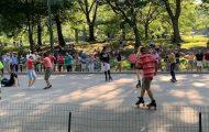 Central Park Dance Skaters