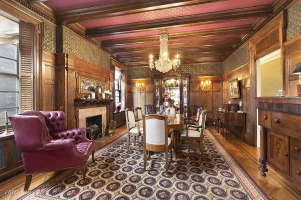 Dick Cavett Lists Central Park West Apartment