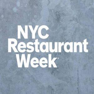 History of NYC Restaurant Week