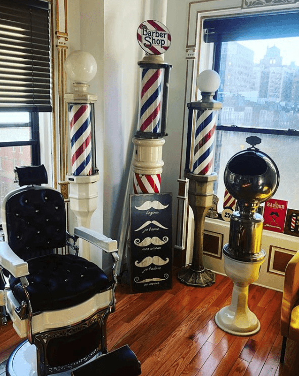 NYC Barber Museum