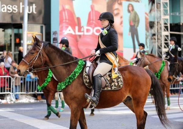 St. Patrick's Day Parade 2018