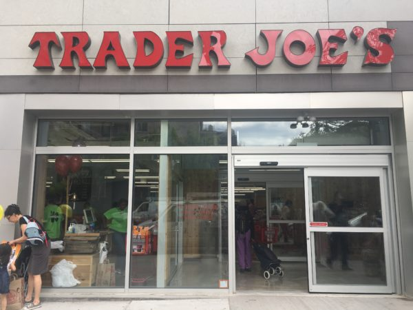 New Trader Joe's on the Upper West Side