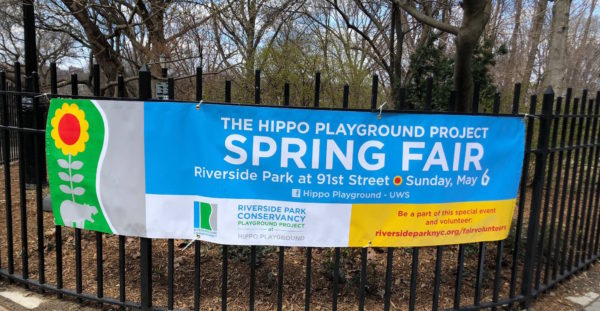 Hippo Playground Spring Fair