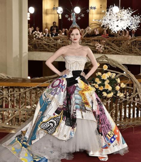 Dolce & Gabbana Fashion Show at Lincoln Center