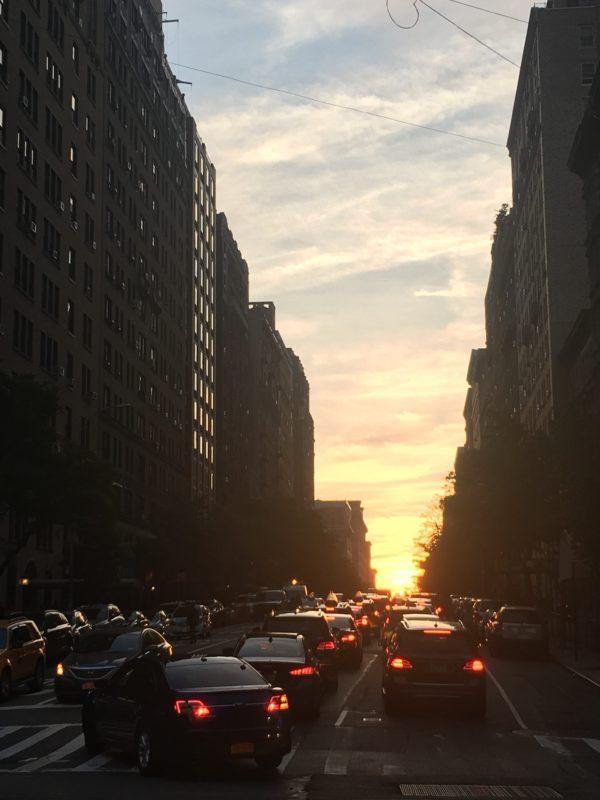 Manhattanhenge 2018
