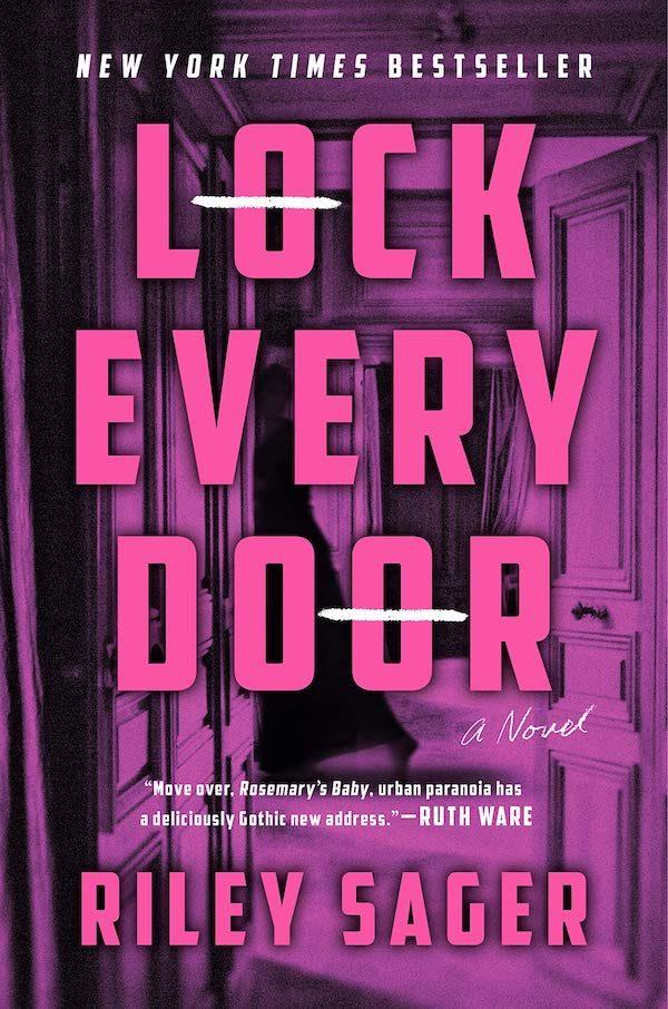 Lock Every Door Book