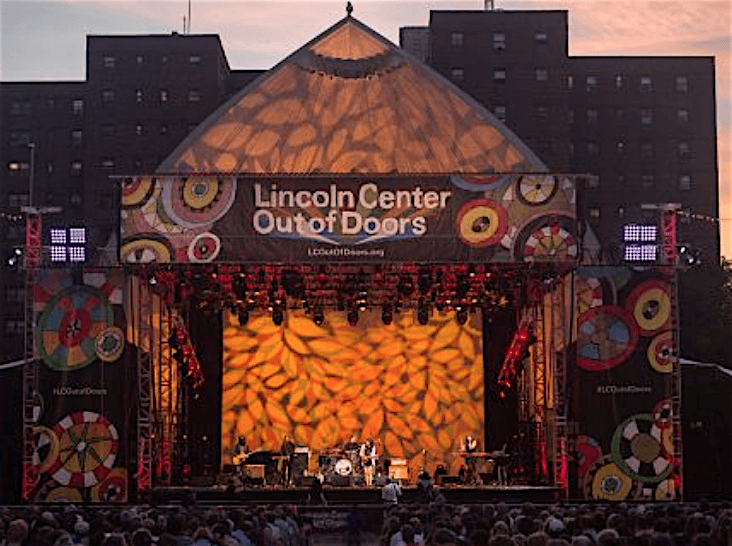 Lincoln Center Out of Doors 2018