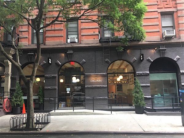 Dig Inn on the Upper West Side