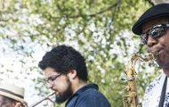 Free Jazz in Central Park