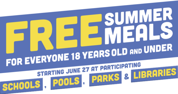 Free Summer Meals For Upper West Side Kids