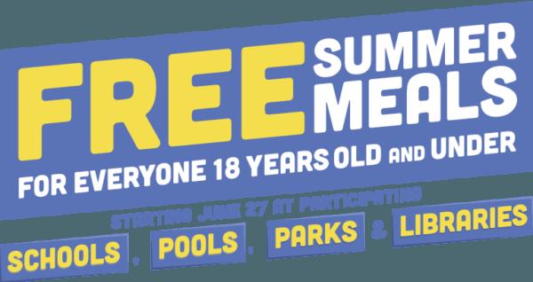 Free Summer Meals For Upper West Side Kids