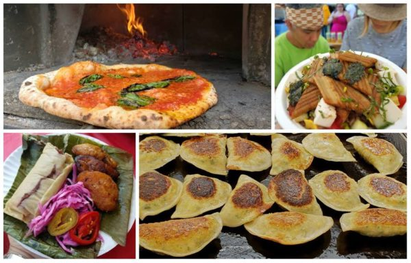 International Food Pop-up at Grand Bazaar