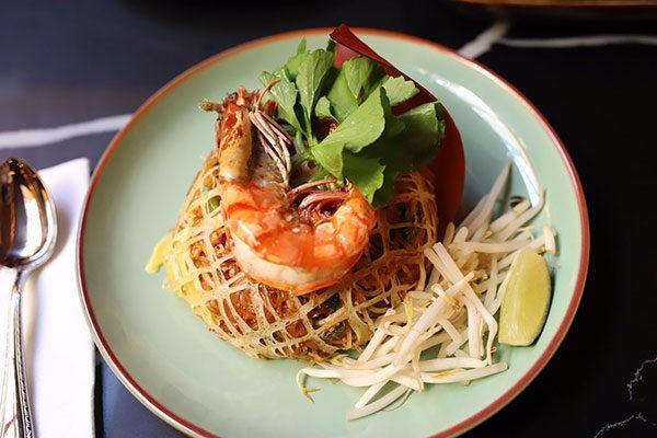 Pad Thai Bolan