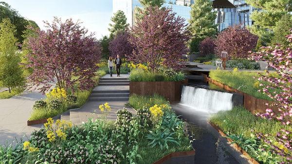 Waterline Square Park