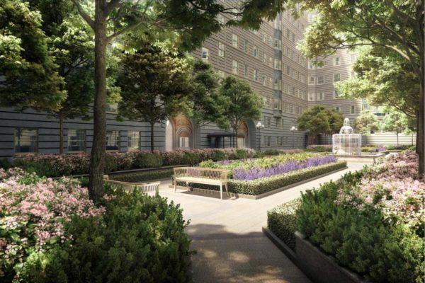 Belnord Courtyard