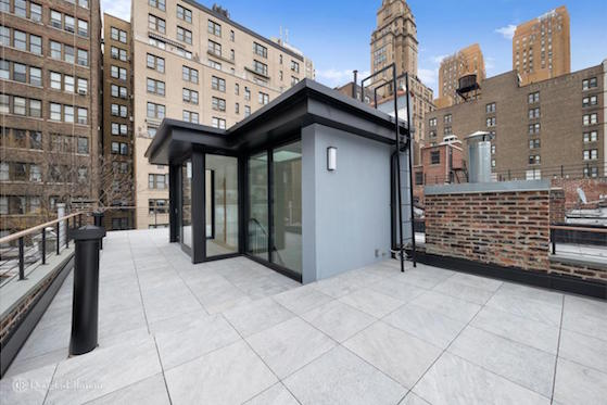 53 West 71st Street Roof