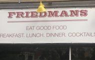 Friedmans 72nd Street
