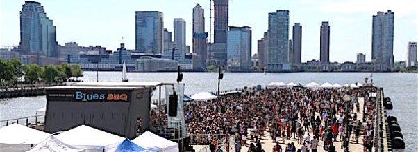 Hudson River Park Blues BBQ Festival