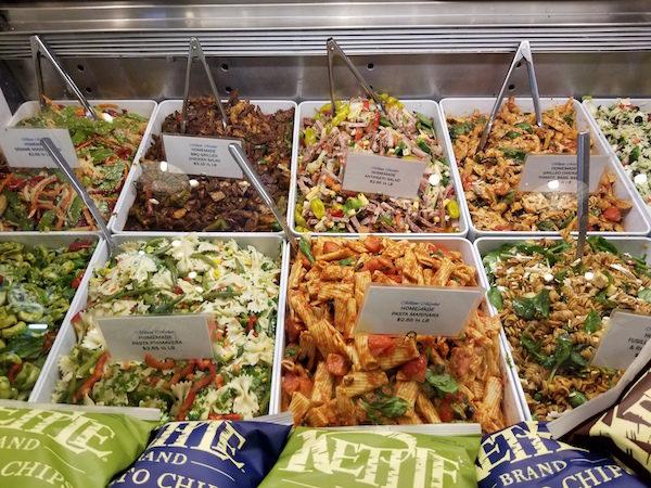 Milano Market Salads