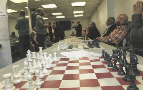 St. Nicholas Chess and Backgammon