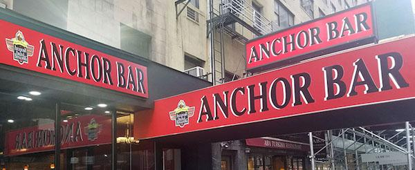 anchor bar at 327 west 57th street