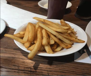 anchor bar fries