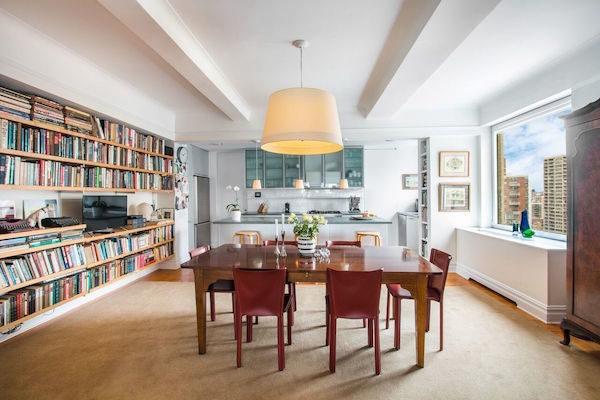 Alex Lacamoire NYC Apartment