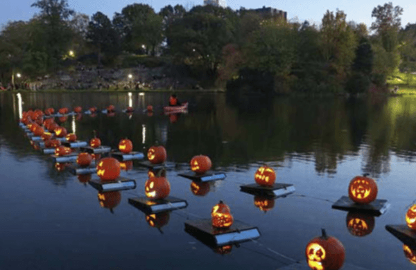 Halloween Pumpkin Flotilla 2018