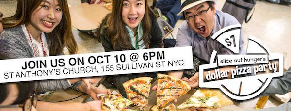 NYC Dollar Slice Night