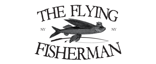The Flying Fisherman