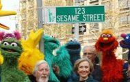 sesame street on the upper west side