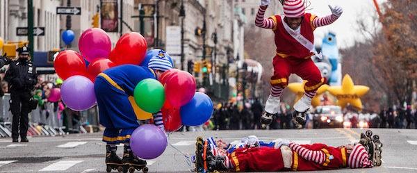 2018 Macys Thanksgiving Day Parade
