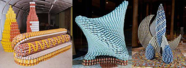 Canstruction NYC