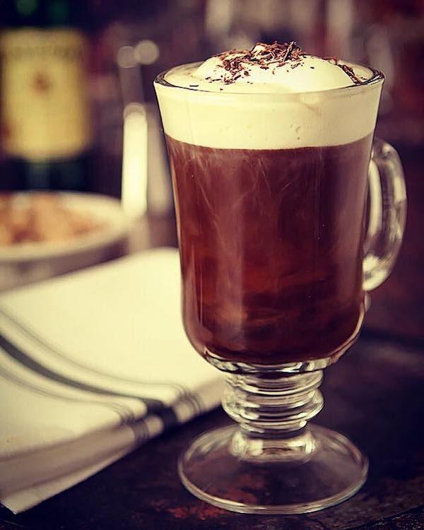 Dublin House Irish Coffee