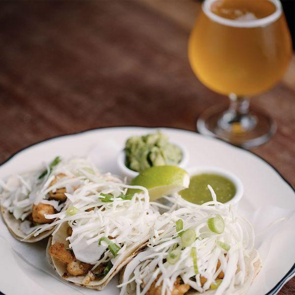 Es Bar Fish Tacos