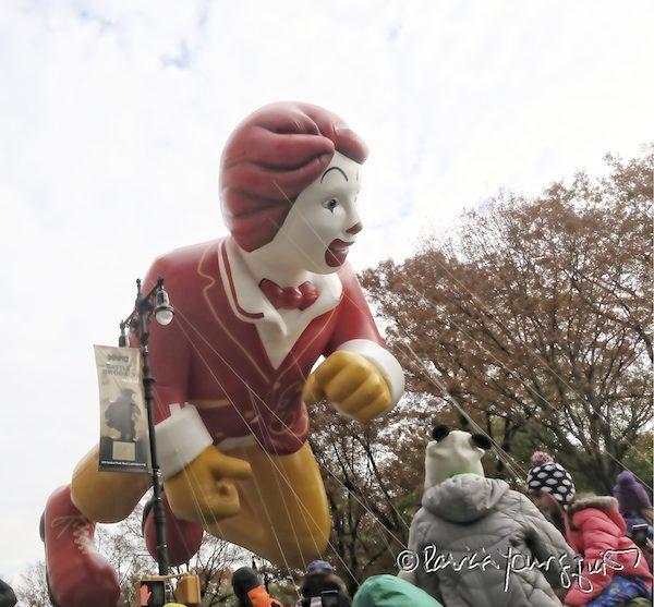 Ronald McDonald Parade Balloon